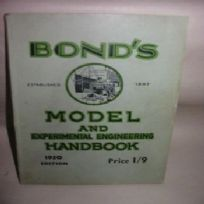 Bonds Model & Experimental Engineering Handbook